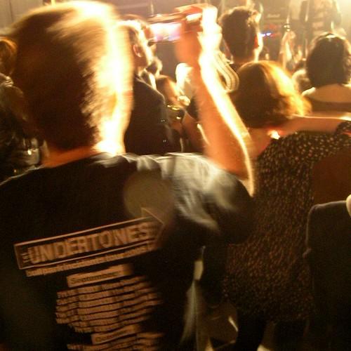 The Undertones, AREA, Takadanobaba, Tokyo (7 March 2010)
