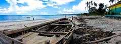 Bongoyo beach, north of Dar Es Salaam