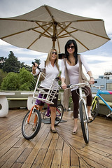Cycle Chic Rooftop Shoot 05