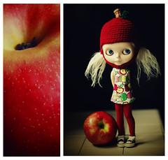 Litte Red Apple - 248/365 ADAD - 10/52 WB
