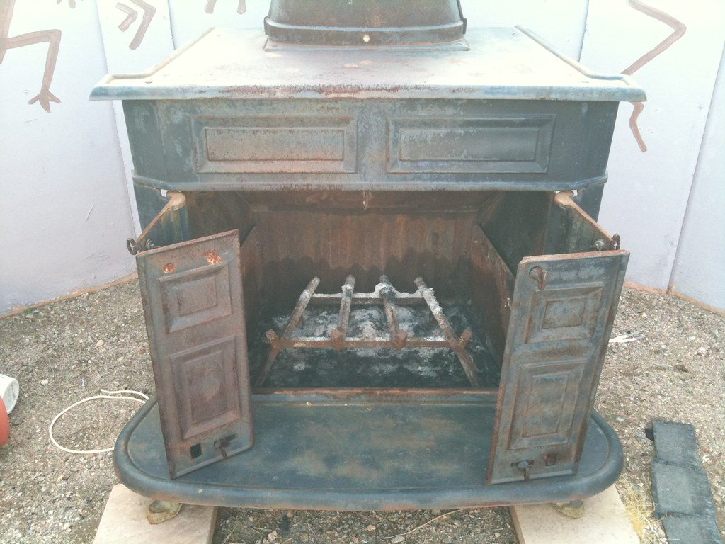 wood burning stove-1