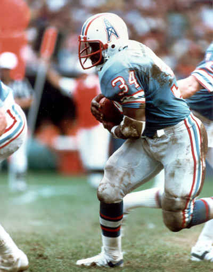 D-Rose has a little Earl Campbell in him. Maybe a little too much.