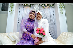 Khusyairi & Diana (artarchphoto) Tags: wedding art terengganu architech tapai wakaf artarchphoto