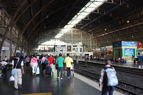 Hualamphong Station