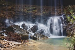 Sougahoagdee falls Detail (O!creationsphotography) Tags: motion green nature water digital forest river outdoors waterfall stream long exposure alabama blurred national area environment flowing wilderness liquid scenics bankhead sipseywilderness alabamawaterfall ocreationsphotography sougahoagdeefalls