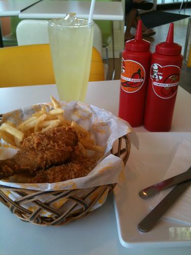 Fancy KFC