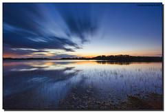 30 Minutes to Sunrise (Fraggle Red) Tags: longexposure sky lake reflection clouds dawn nationalpark bravo florida evergladesnationalpark canonef1740mmf4lusm enp monroeco ninemilepond anawesomeshot overtheexcellence artofimages redmatrix bestcapturesaoi adobelightroom3beta