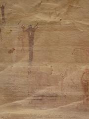 Buckhorn Wash (bclee) Tags: utah sanrafaelswell rockart bcs pictograph barriercanyonstyle