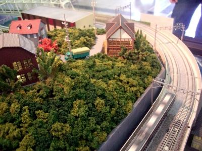 阪急開業100年 鉄道模型ジオラマ