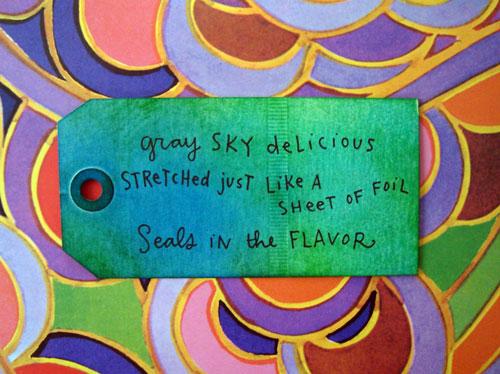 haiku-foil