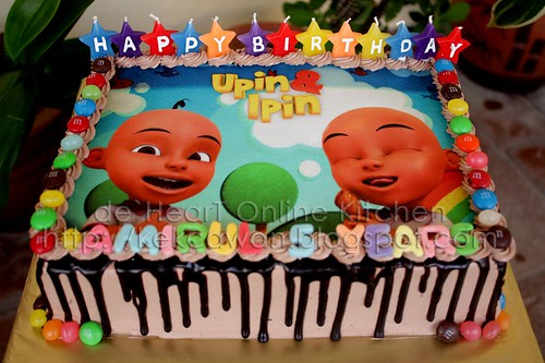 Cake Upin Ipin 01