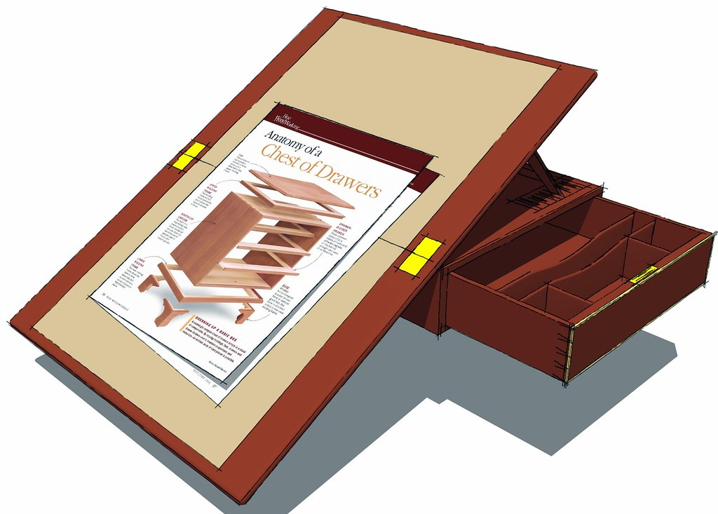 free woodworking plans lap desk | New Woodworking Models