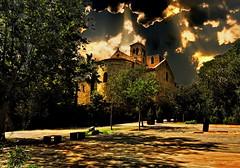 Sant Benet de Bages (Jose Luis Mieza Photography) Tags: spain catalonia catalunya cataluña bages manresa benquerencia santbenetdebages reinante santfruitósdebages jlmieza reinanteelpintordefuego joseluismieza