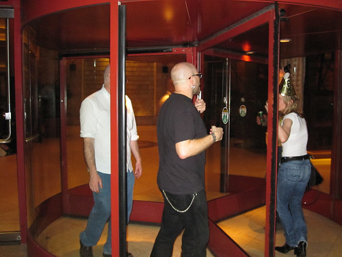The Revolving Door Party