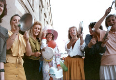 Image titled Hen night, Duke Street, 1989.