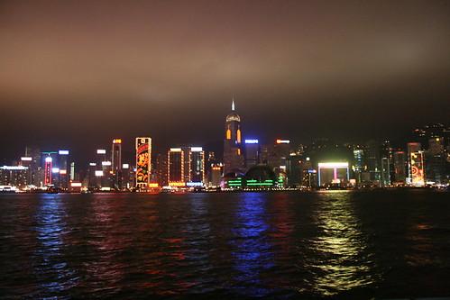 Hong Kong Skyline 2010. Hong Kong skyline 2010