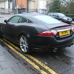 jaguar xk 4.2 black thumbnail