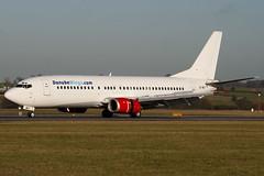 OK-WGY - 25839 - Danube Wings - Boeing 737-436 - Luton - 091210 - Steven Gray - IMG_5050