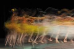 Classique 1 (bernard ollivier) Tags: danse mouvement danseuse flouartistique floudeboug poselente effetfil spectaclededanse graphismecolor