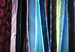 Dont let a stain ruin your tie - Contact Mark Pressed4Time today