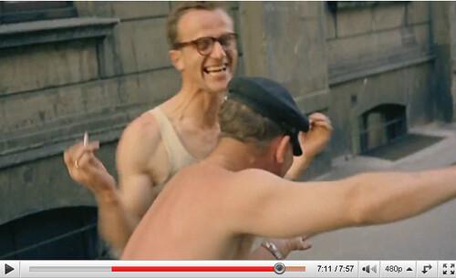 screenshot drunken germans video