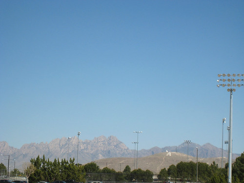 Organ Mountains.