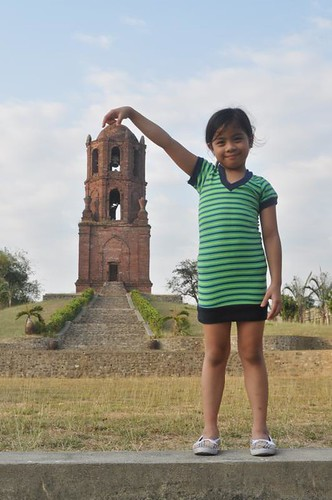 Sinking Bell Tower, Vigan