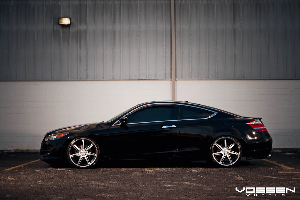 2009 Honda Accord For Sale >> Honda Accord on Vossen Wheels?? Best looking Accord I have ...