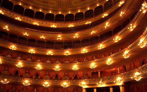Teatro Colón (by morrissey)