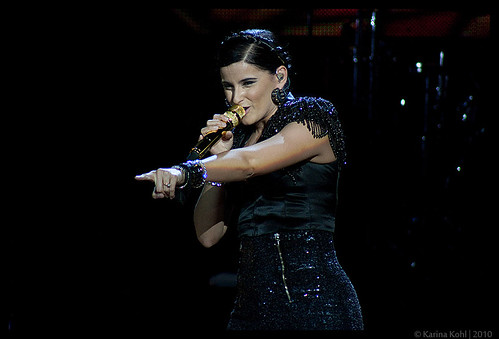 Nelly Furtado - Porto Alegre - Mar, 2010