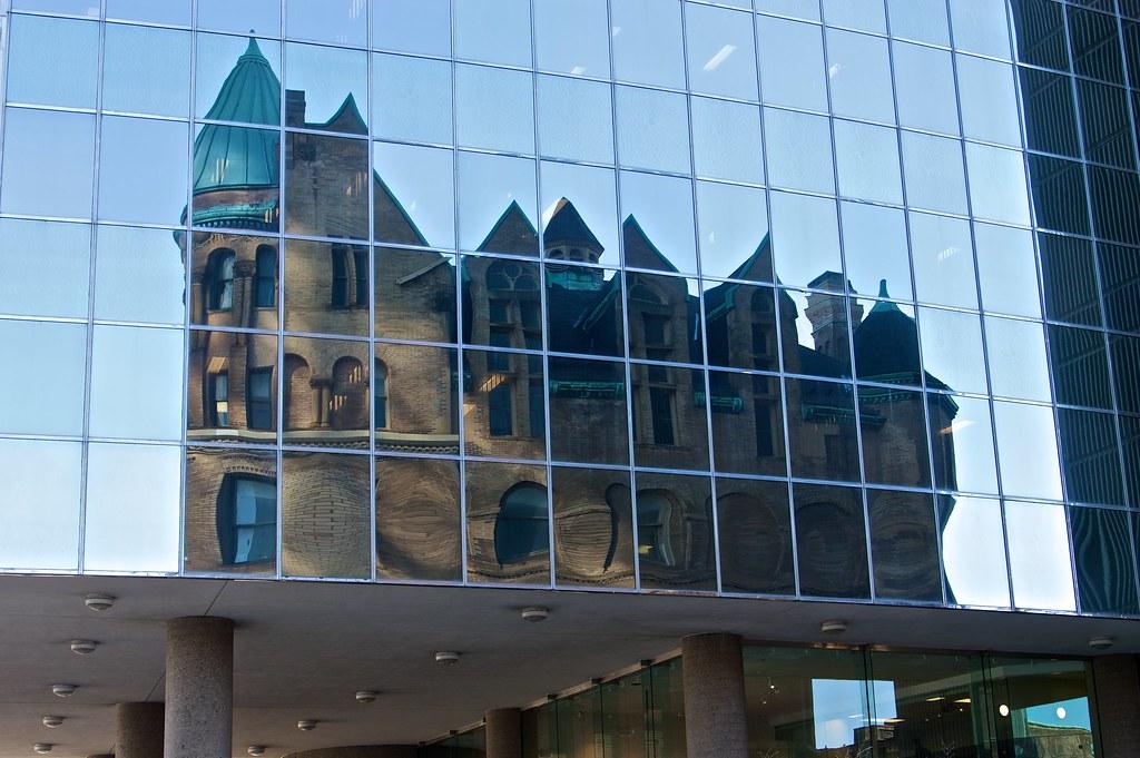 Toronto's buildings