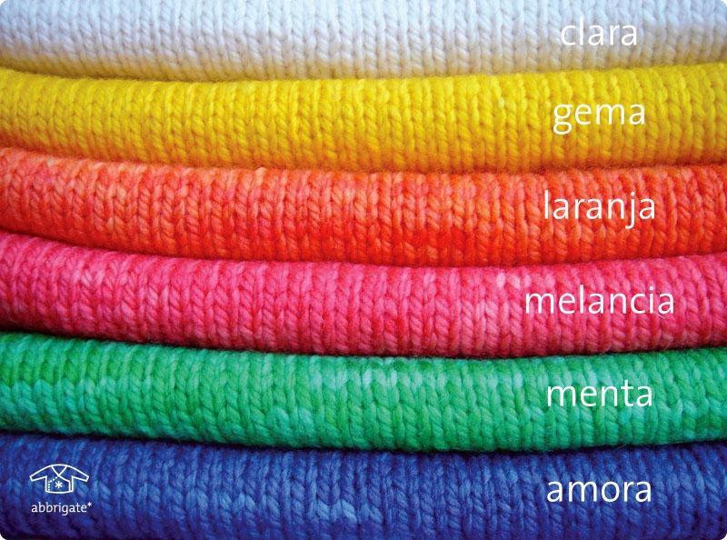 Leafy vests - available colours