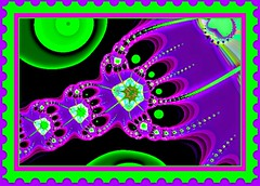 Patterns... (Chipmunk Hill Arts) Tags: art fractal sterling visualart picnik katiewolfe