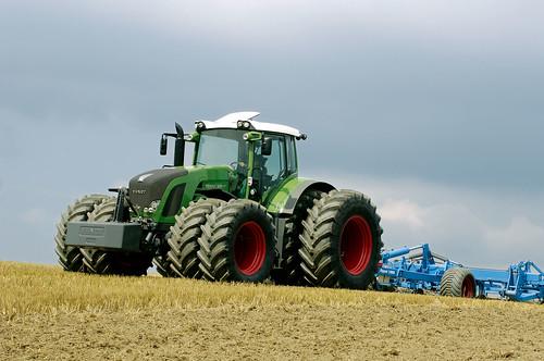 FENDT 900 Vario, modele 922, 924, 927, 930, 933, 936 Vario - ciągniki rolnicze, traktory FENDT - Korbanek
