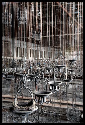 The Hanging Baskets of Zeche Hugo