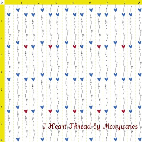 I Heart Thread by Moxywares