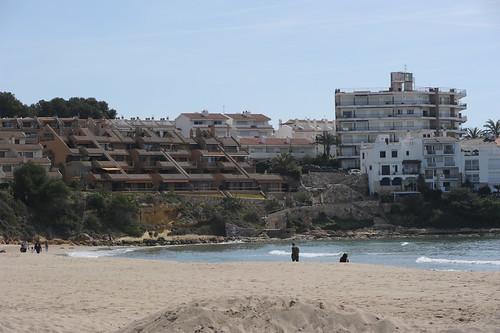 Playa de Tarragona Foto