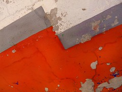 sma wall detail #90 (msdonnalee) Tags: orange abstract muro wall mexico pared mexique mura peelingpaint abstracto astratto mur parede stucco mauer mexiko abstrakt abstrait brightorange  walldetail  mexicanwall photosfromsanmigueldeallende wallsofsanmigueldeallende fotosdesanmigueldeallende photosbydonnacleveland murosdesanmigueldeallende