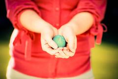 ( {felicia.renee} ) Tags: pink blue green easter egg jillian