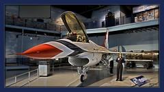 Thunderbird (Robb Cobb) Tags: museum airplane flying aviation tiger robins warner mitchell mustang bomber thunderbird warbird curtis sr71 c130 p51 lodestar p40