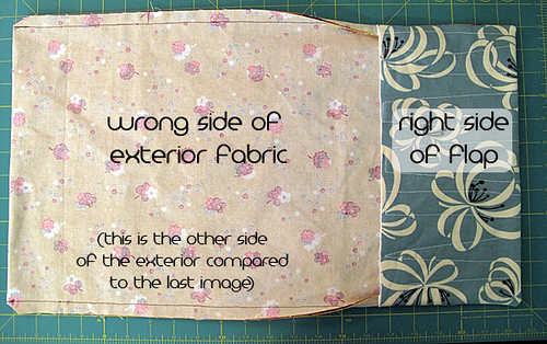 Laptop Sleeve Tutorial 6