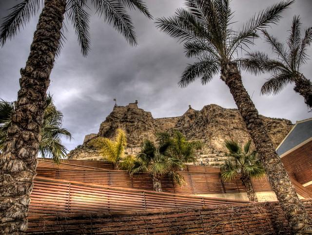 Alicante. Castillo Santa Bárbara