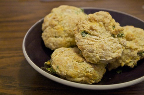 Cheddar Herb Biscuits