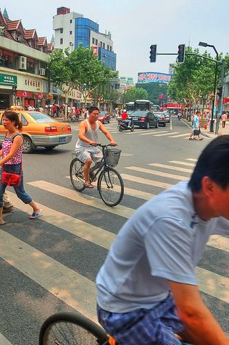Shang Hai Street 01 / HDR