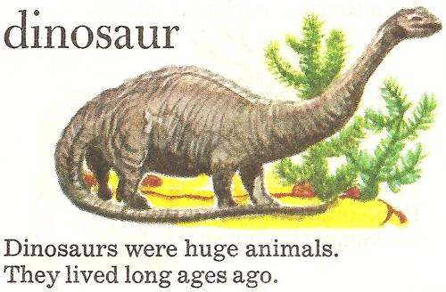 Feodor Rojankovsky Dinosaur