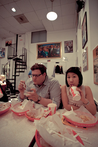 Ben's Chili Bowl - the aftermath