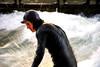 eisbach surfer (montnoirat) Tags: münchen ed austria österreich interestingness nikon surfer surfing bach munchen kodachrome d200 nikkor englischergarten eis garten vr afs dx georg englischer eisbach f3556g i 18105mm schwarzenberger georgschwarzenberger ゲオルクシュワルツェンバーガー