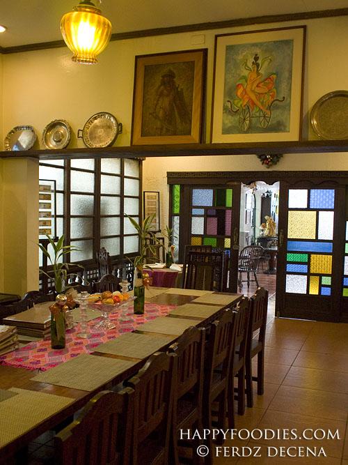 Adarna Food and Culture Interiors