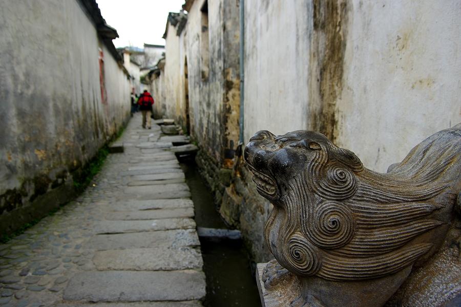 世界文化遺產-宏村 西遞村