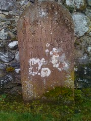 Wardlaw Cemetry, Kirkhill